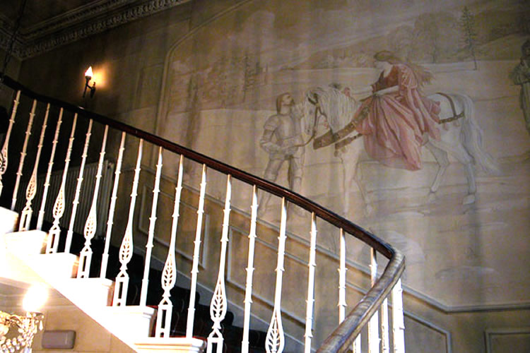 The Grand Stairway